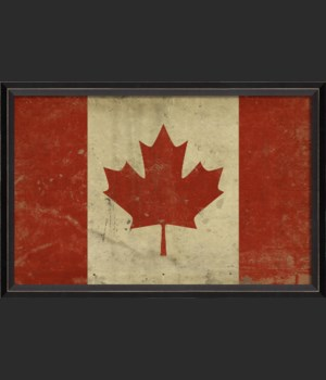BC Canadian Flag
