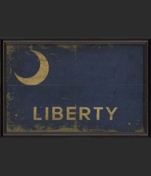 BC Fort Moultrie Liberty Flag