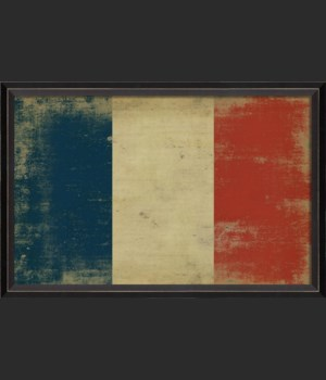 BC French Flag