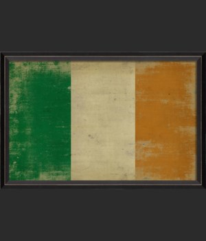 BC Irish Flag