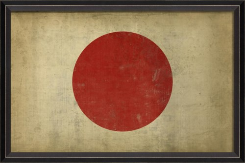 BC Japanese Flag