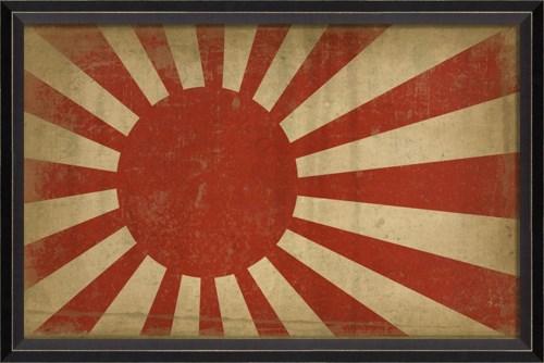 BC Japanese Flag II
