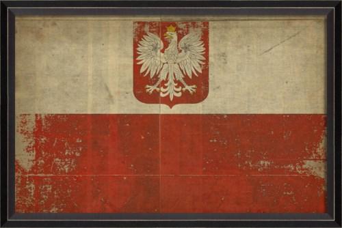 BC Polish Flag