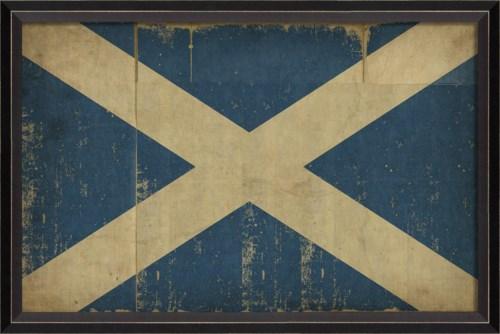BC Scottish Flag
