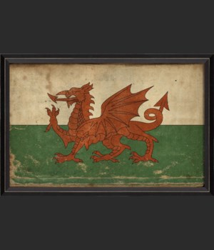 BC Welsh Flag