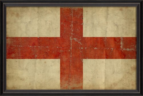 BC English Flag