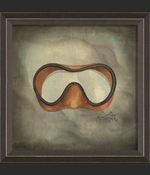 BC Scuba Goggles Sm