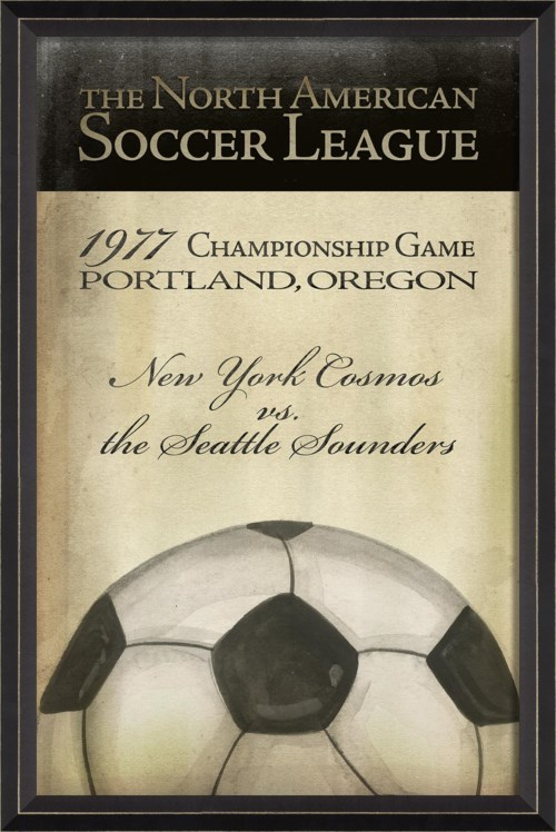 BC Soccer 1977