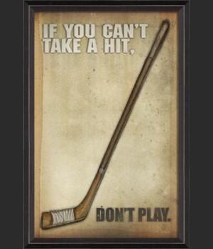 BC Hockey Poster