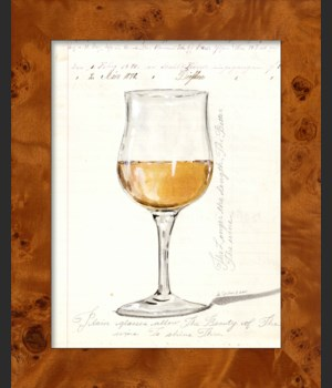 NA Zinfandel Wine Glass