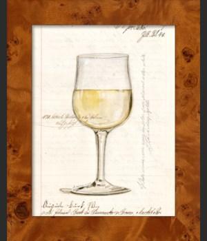 NA White Wine Glass