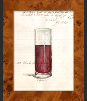 NA Chianti Wine Glass