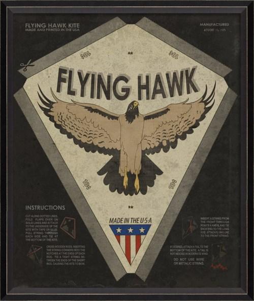 BC Flying Hawk