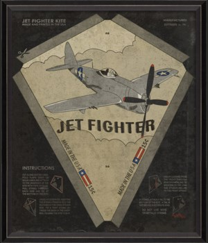 BC Jet Fighter Kite
