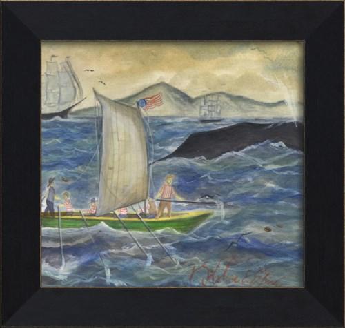 MI Whaling Crew