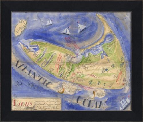 MI Nantucket Islands - Dionis
