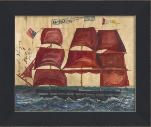 MI Red Sails