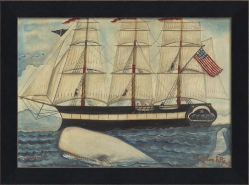 MI Ahab's Whale I