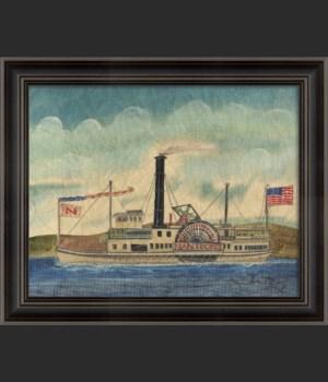 LS Nantucket Steamship I