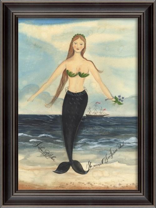 LH Prudence Island Mermaid