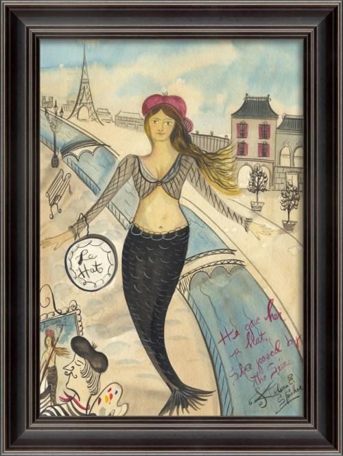 LH By the Seine
