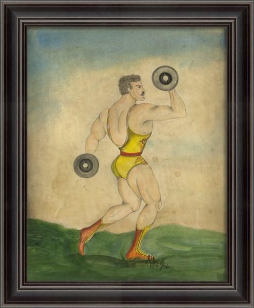 LS Strongman in Yellow