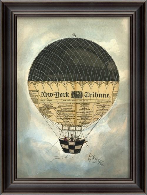 LS New York Tribune Hot Air Balloon