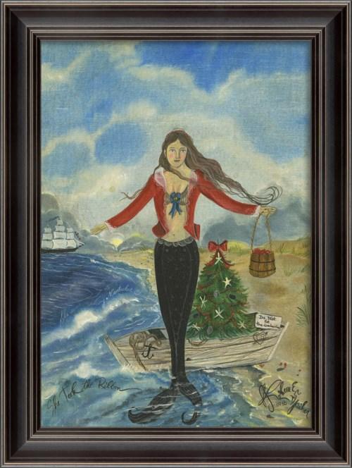 LS Christmas Mermaid