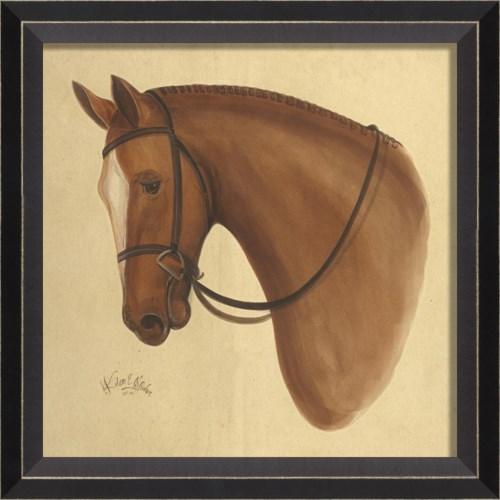 BC Chestnut Horse