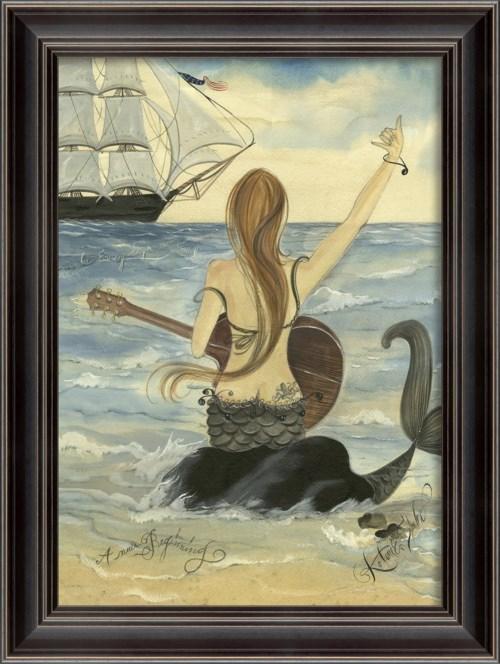 LS Lets Rock Mermaid