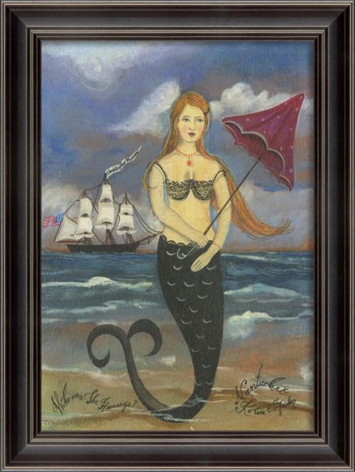 LH Nantucket Mermaid