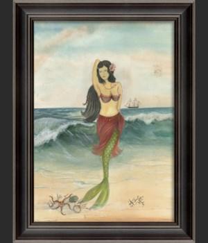 LH The Star of the Beach Mermaid