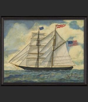 BC Folger Ship