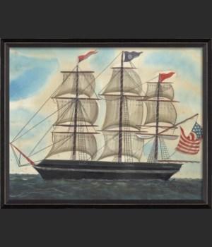 BC Nantucket Ship