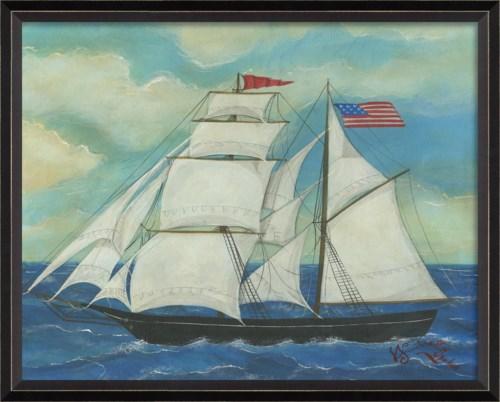 BC Sailing Ship 1