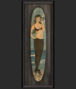 BC Lovesong Mermaid Surfboard sm