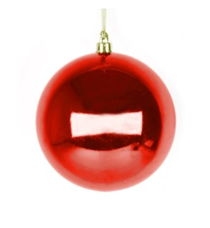 Shiny Red Ball Ornament (25CM)