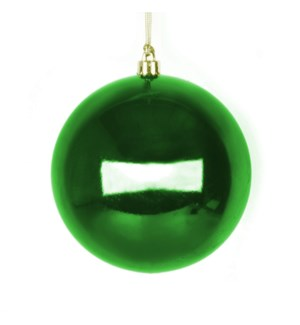 Shiny Holiday-Gree Ball Ornament (25CM)