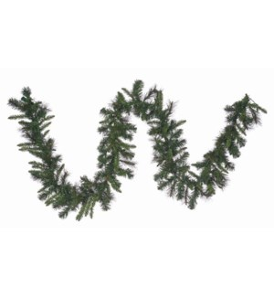 9' Savannah Pine Garland