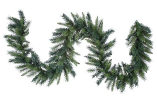 9' Royal Mix Pine Garland