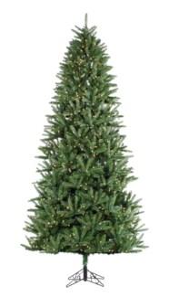 7.5' Artificial Slim Glendale Pine