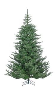 7.5' Artificial Jacksboro Layered Balsam Tree