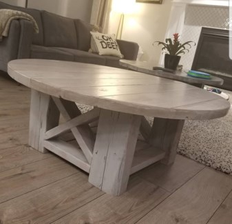 Foothills Coffee Table