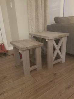 Foothills Nesting Tables
