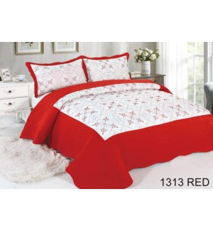 "KING BED SPREAD (90""X98"") - 8/BX"
