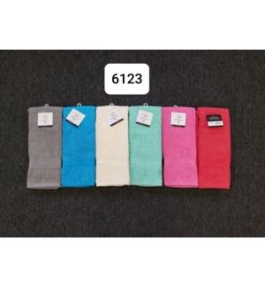 "HAND TOWEL 15X25"" - 72/BOX %100 COTTON"