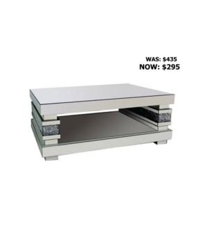 "COFFEE TABLE (47.48""LX28.37""WX17.93""H ) - 1/BOX"