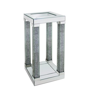 """SIDE TABLE (12.10""""LX12.10""""WX27.97""""H) -1/BOX"""