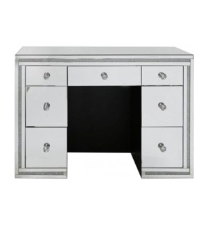 """VANITY TABLE (51.22""""LX21.67""""WX31.52""""H) - 1/BOX"""