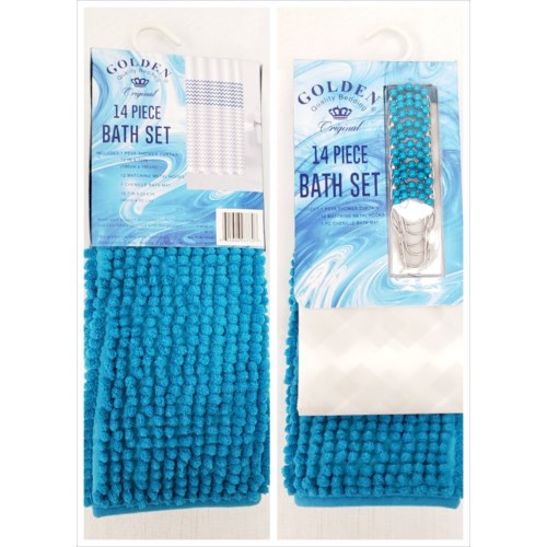 14PC BATH SETS